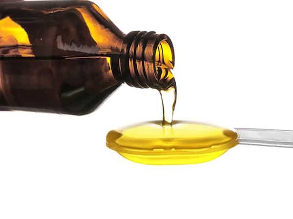 Lachsöl und andere Öle für Hunde