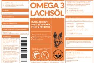 Fischöl für Hunde