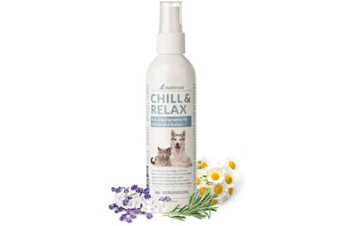 Beruhigungsspray für Hunde und Katzen